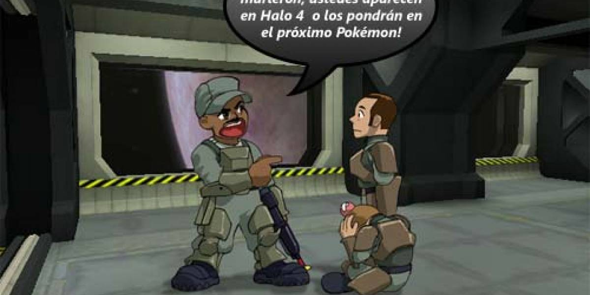 Halo 4: Alguien lo tiene que hacer