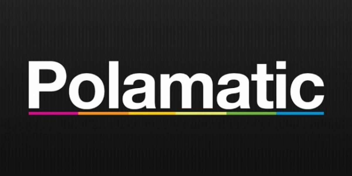 Polaroid lanza Polamatic, su aplicación de filtros para fotografía para Android