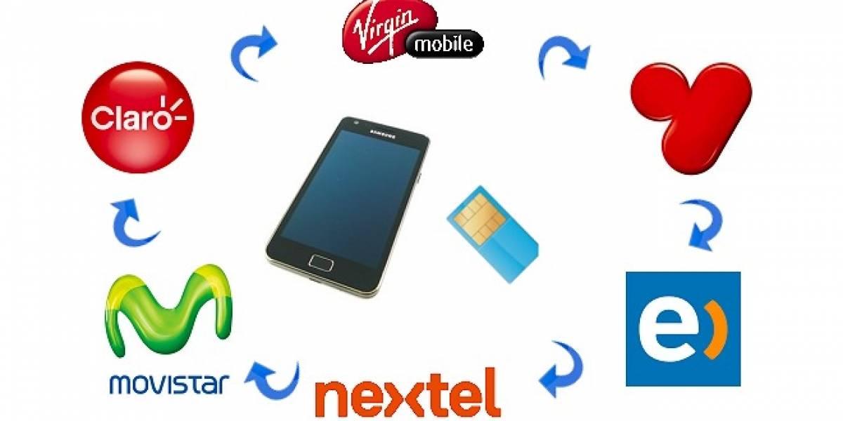 1,6 millones de líneas móviles se portaron hasta finales de enero en Chile