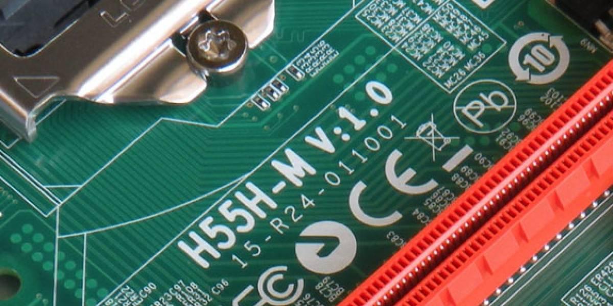 ECS H55H-M