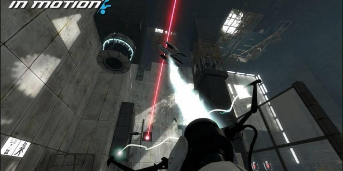 Portal 2: In Motion llegará la próxima semana a PSN