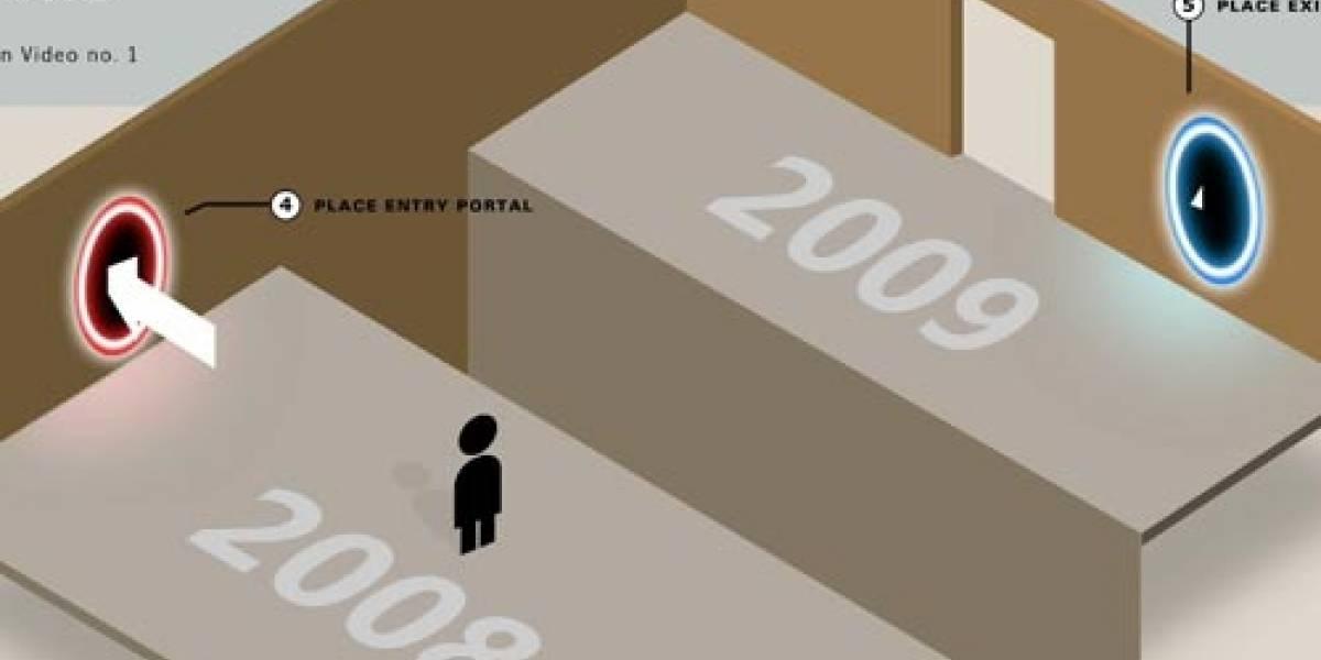 La secuela de Portal no viene ese año :(