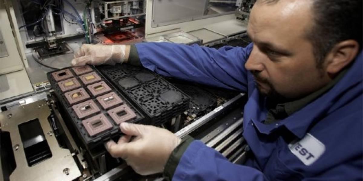 IBM presenta DRAM más densa y veloz de 32nm SOI