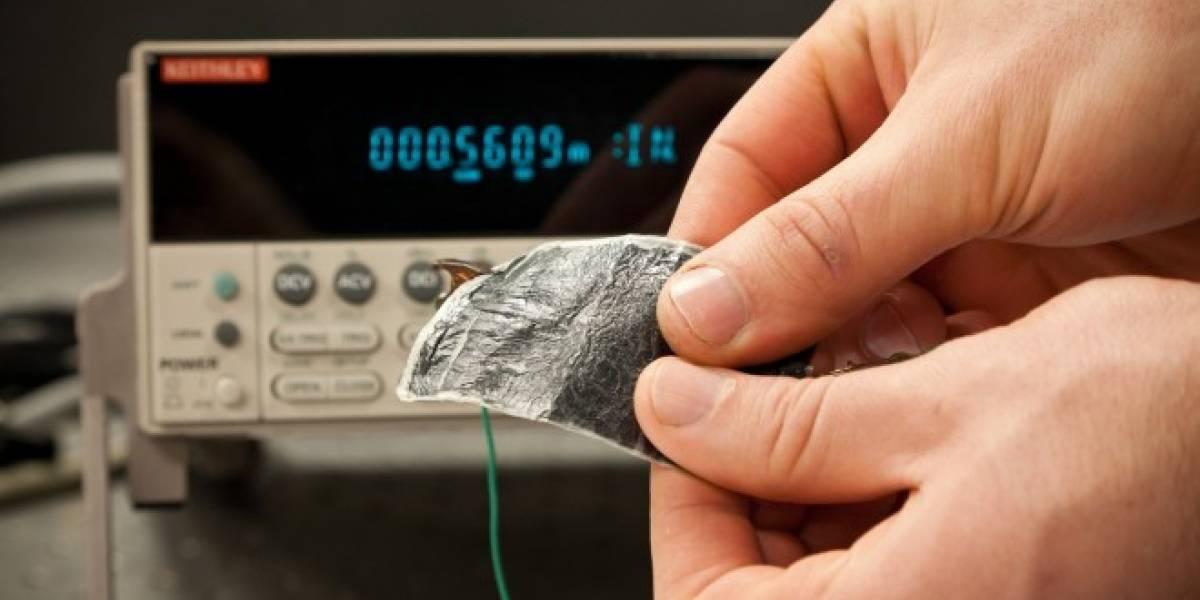 En el futuro, la ropa termodinámica te ayudará a recargar tus dispositivos