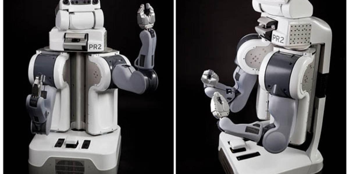 Willow Garage facilitará robots PR2 a organizaciones interesadas en la investigación robótica