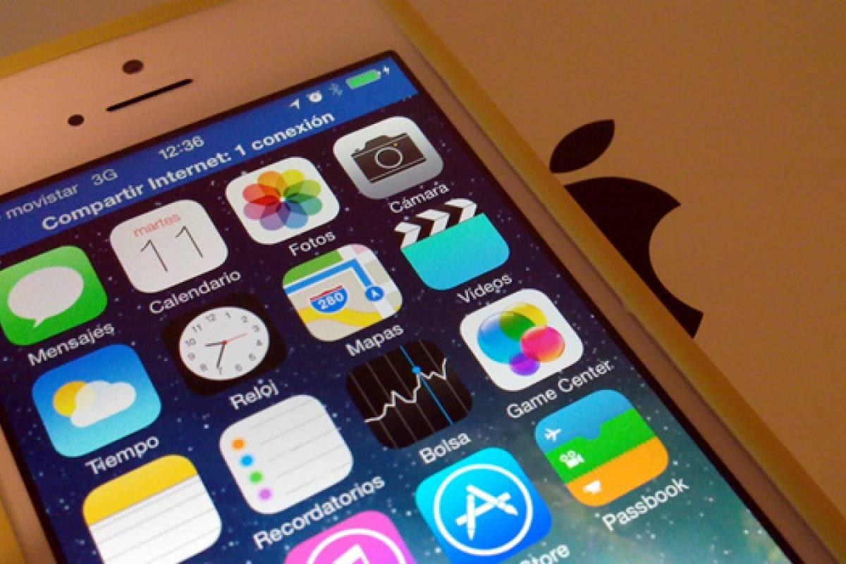 iOS 7 [A primera vista]