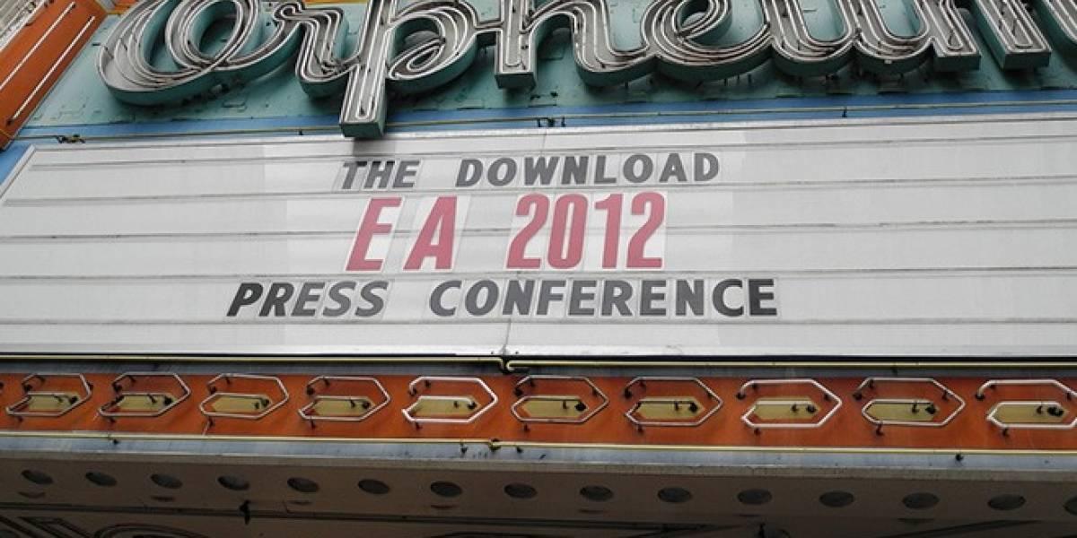 ¿Quién ganó la Guerra de conferencias esta E3 2012?