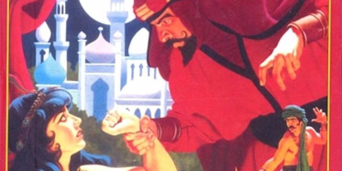 El baúl de los recuerdos: Principe de Persia, I parte