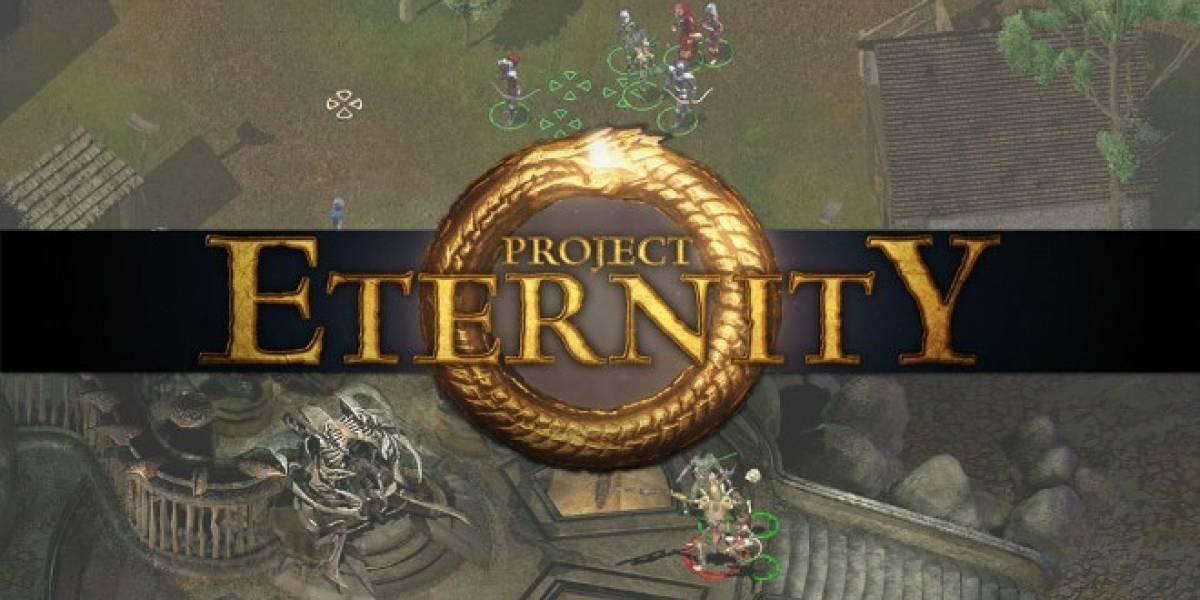Project Eternity se convierte en el juego más financiado en Kickstarter