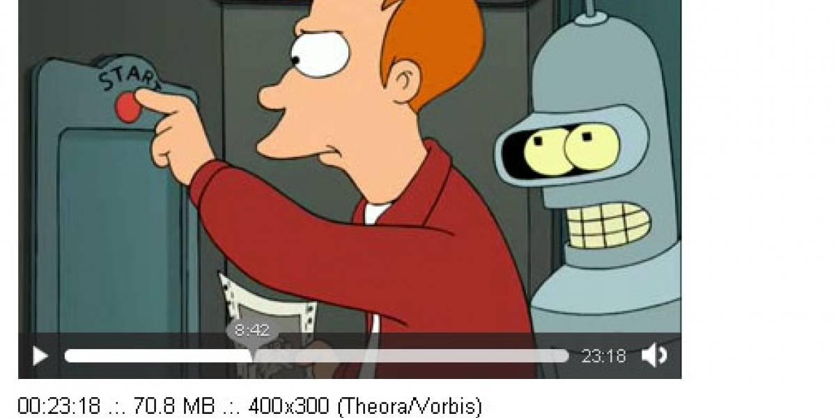 Wikipedia pronto dará soporte para el formato de video Ogg Theora