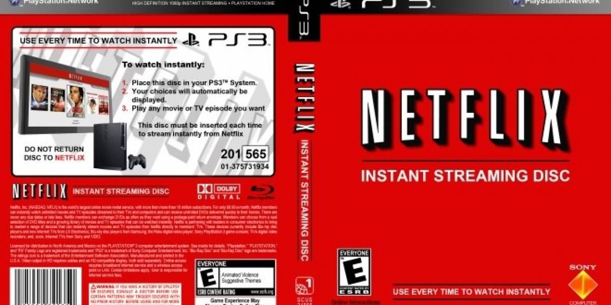PlayStation 3 es la plataforma más utilizada para acceder a Netflix