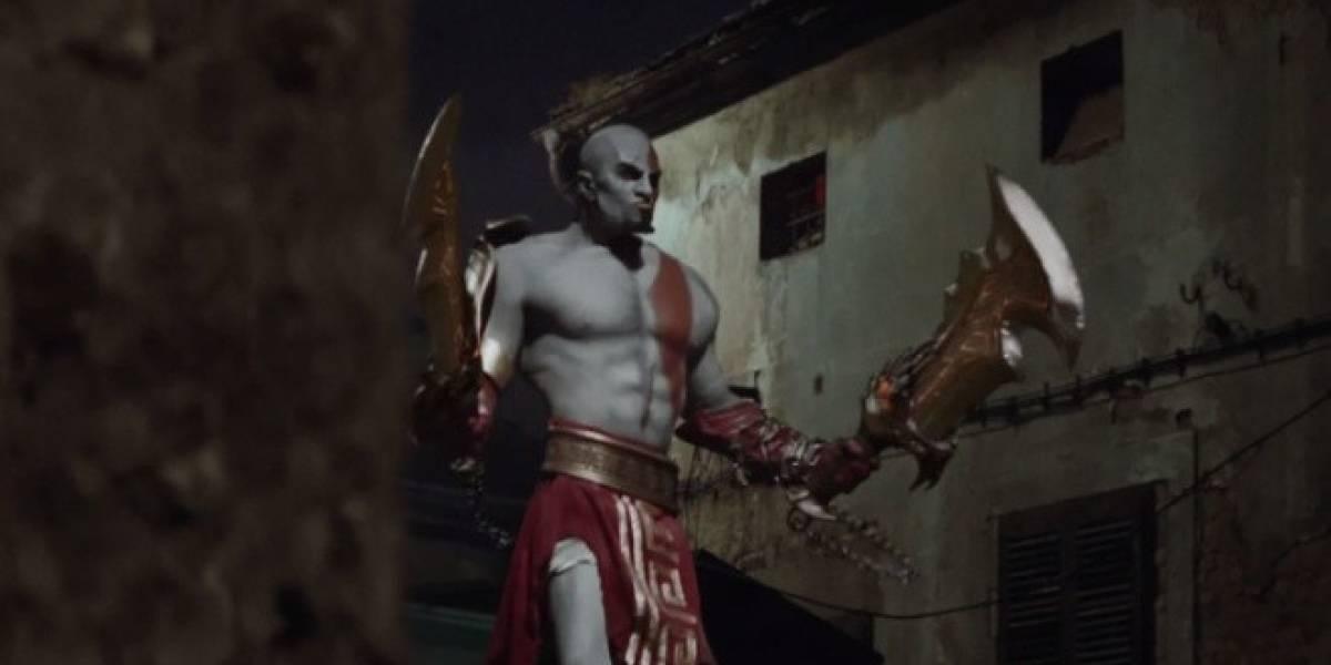 Kratos, Nathan Drake, Cole y el Sackboy en el nuevo comercial live action de All-Stars Battle Royale