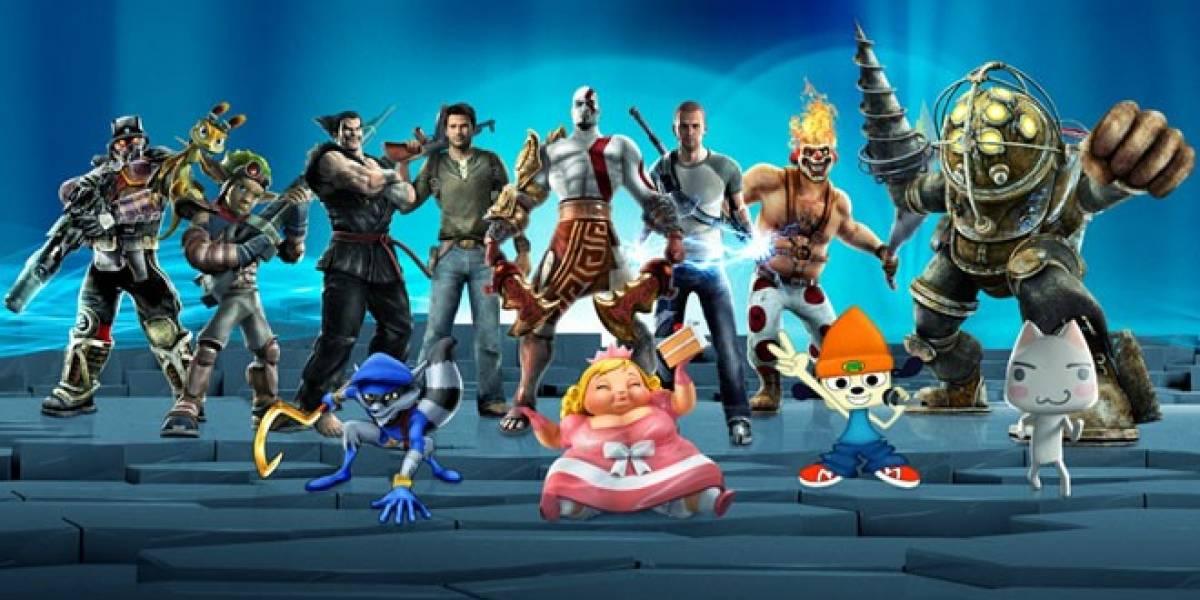 Niubie y Sony México te regalan un PlayStation All-Stars Battle Royale