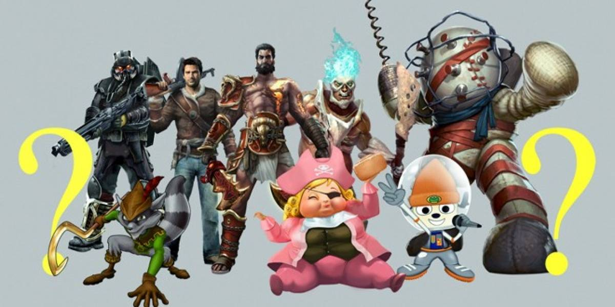 Comic-Con 12: Sony revela dos nuevos integrantes de PlayStation All-Stars Battle Royale