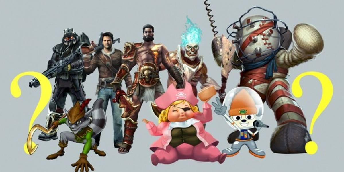 Sony libera cuatro videos más de PlayStation All-Stars Battle Royale