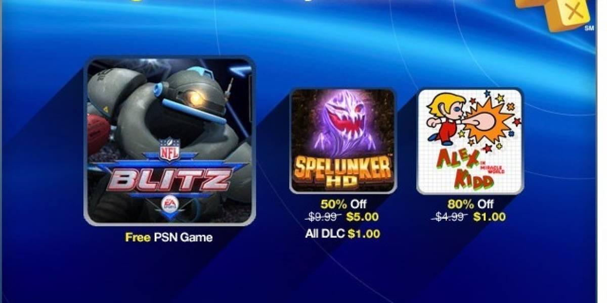 NFL Blitz ahora es gratis para los suscriptores de PlayStation Plus