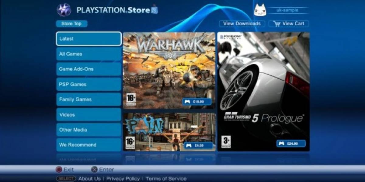 Detalles sobre la llegada de la PlayStation Network a Chile y Argentina