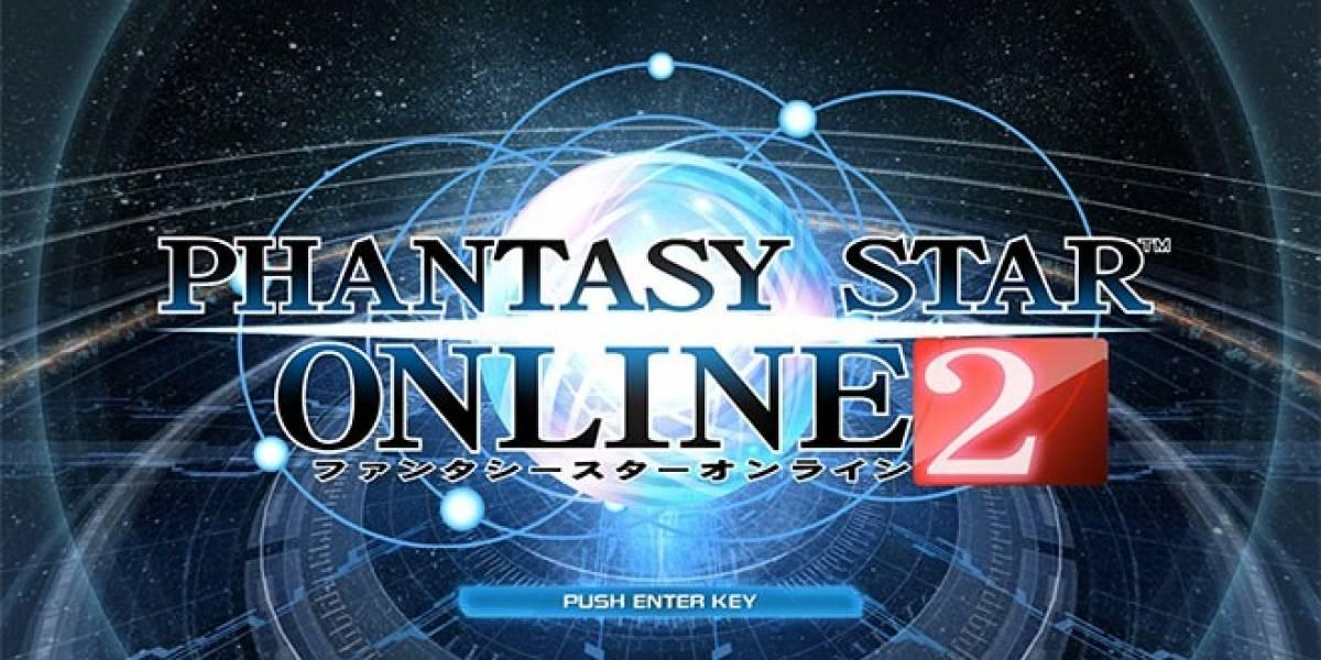 Phantasy Star Online 2 llegará a América y Europa el próximo año