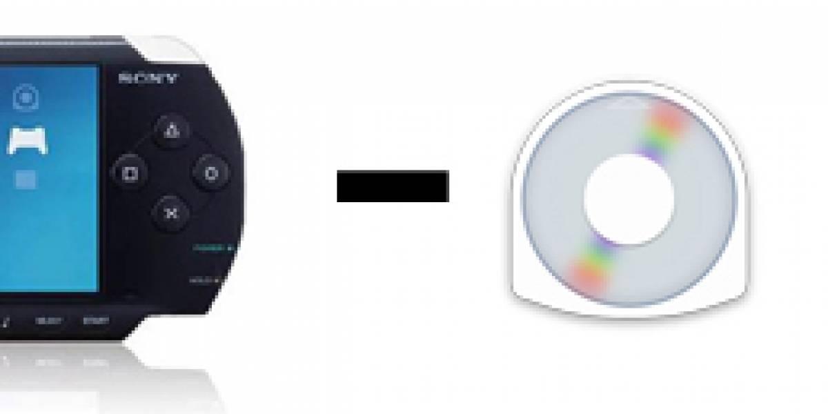 Futurologia: Sony PSP-Go