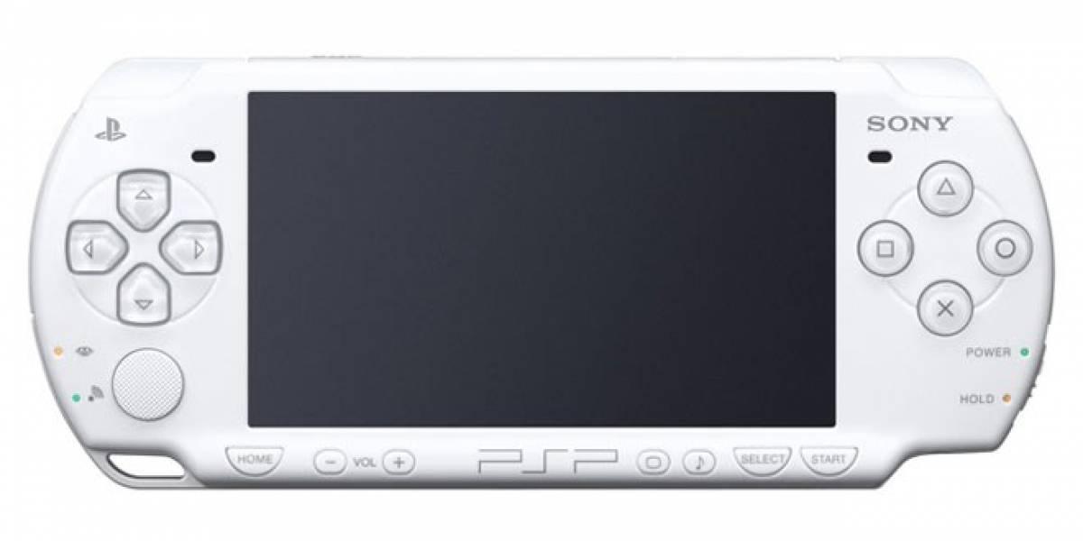 Llega a España una nueva versión más económica de la PSP, la PSP-E1000