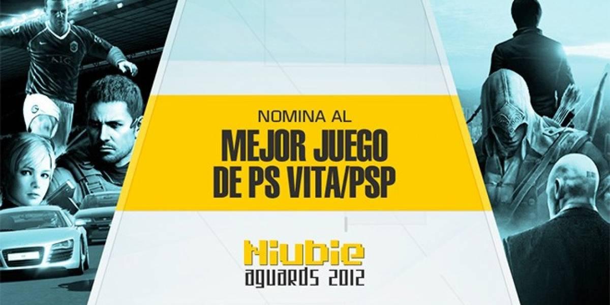 Nomina al Mejor Juego de PlayStation Vita / PSP 2012