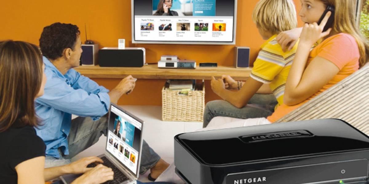 Push2TV: El adaptador de TV para Intel Wireless Display (WiDi)