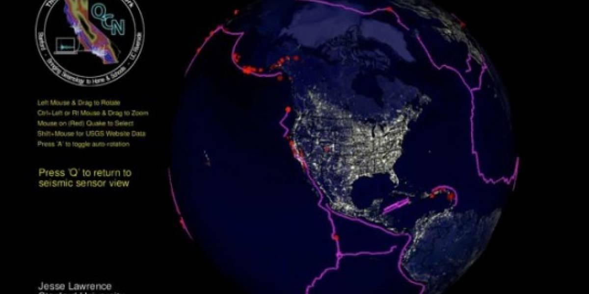 Detección de terremotos por software gana terreno en California