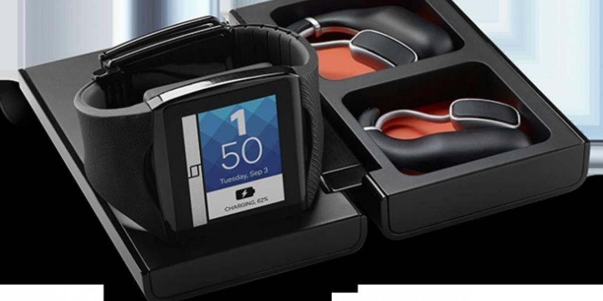 Qualcomm lanzará su smartwatch Toq el 2 de diciembre