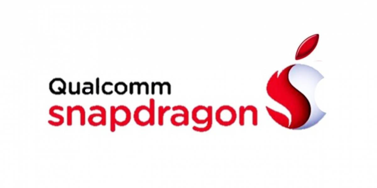 iPhone barato vendría con chip Qualcomm Snapdragon