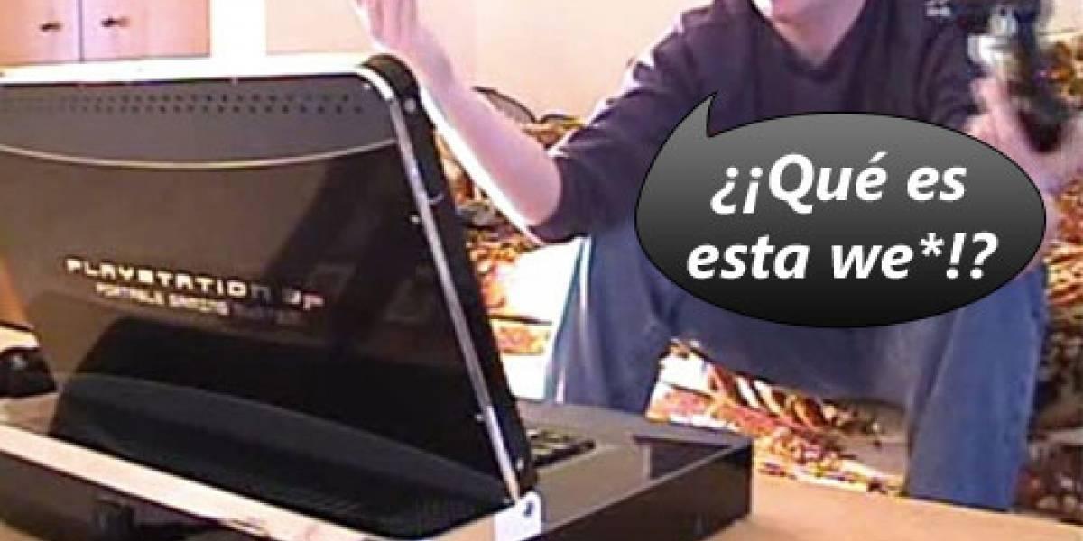 La PS3 se rebela contra las consolas portátiles!