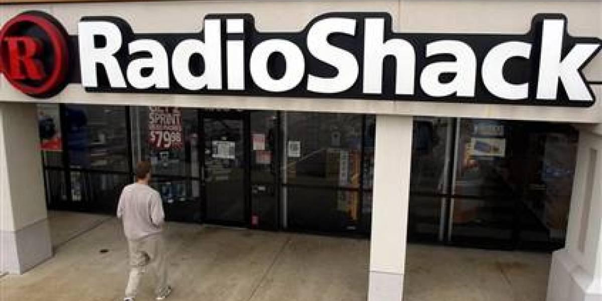 RadioShack busca comprador