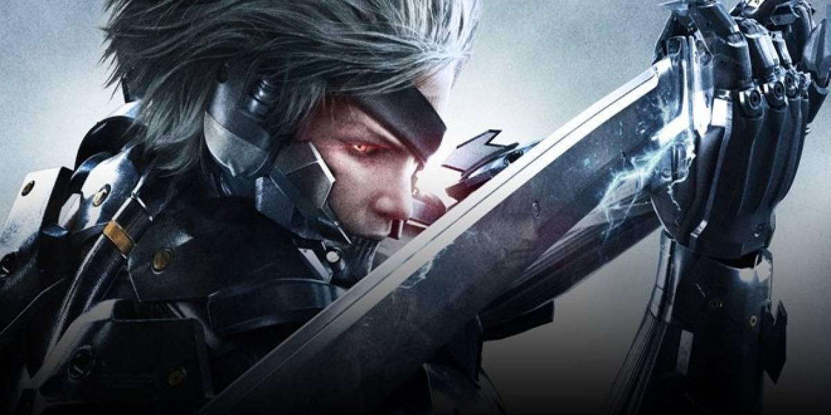 Metal Gear Rising: Revengeance también llegará en edición especial
