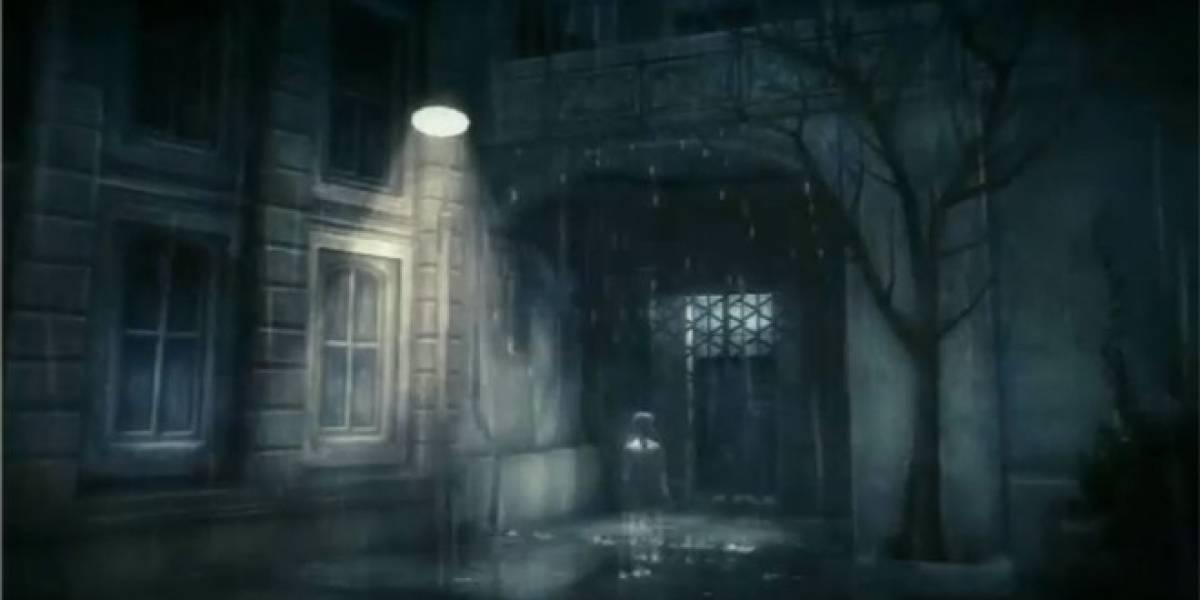 Gamescom 2012: Sony presenta Rain, un mundo invisible revelado por la lluvia