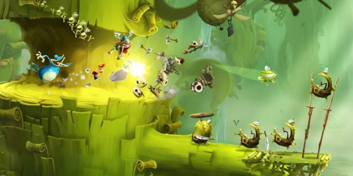 Ya está disponible la demo de Rayman Legends en la eShop
