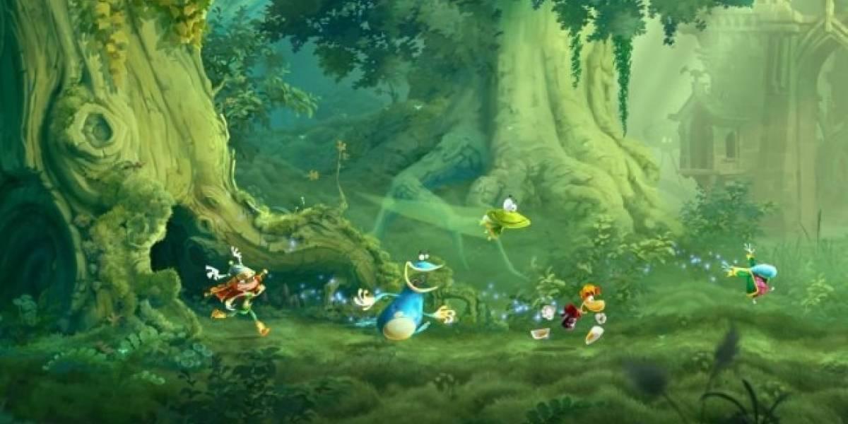Ubisoft aclara si Rayman Legends es exclusivo de Wii U