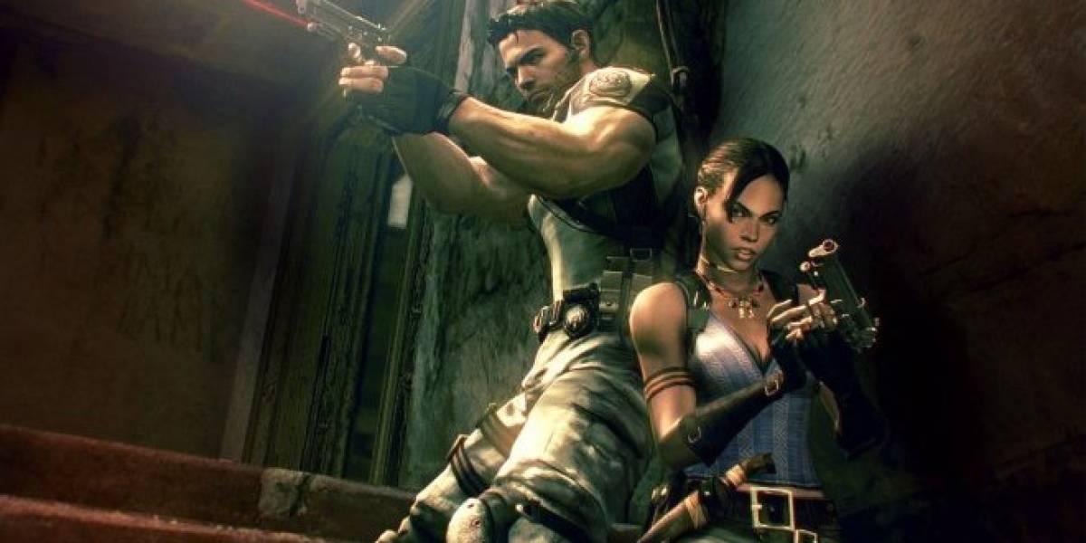 Resident Evil 5 y Marvel vs. Capcom 2 encabezan los descuentos de la semana
