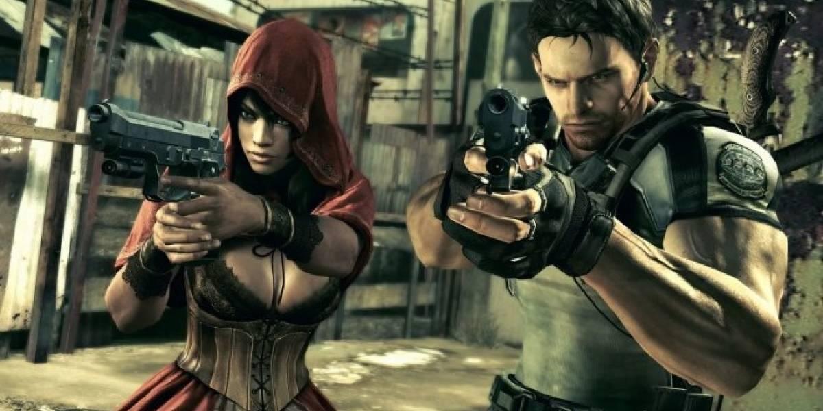 Resident Evil 5 Gold Edition es gratis para los suscriptores de PlayStation Plus