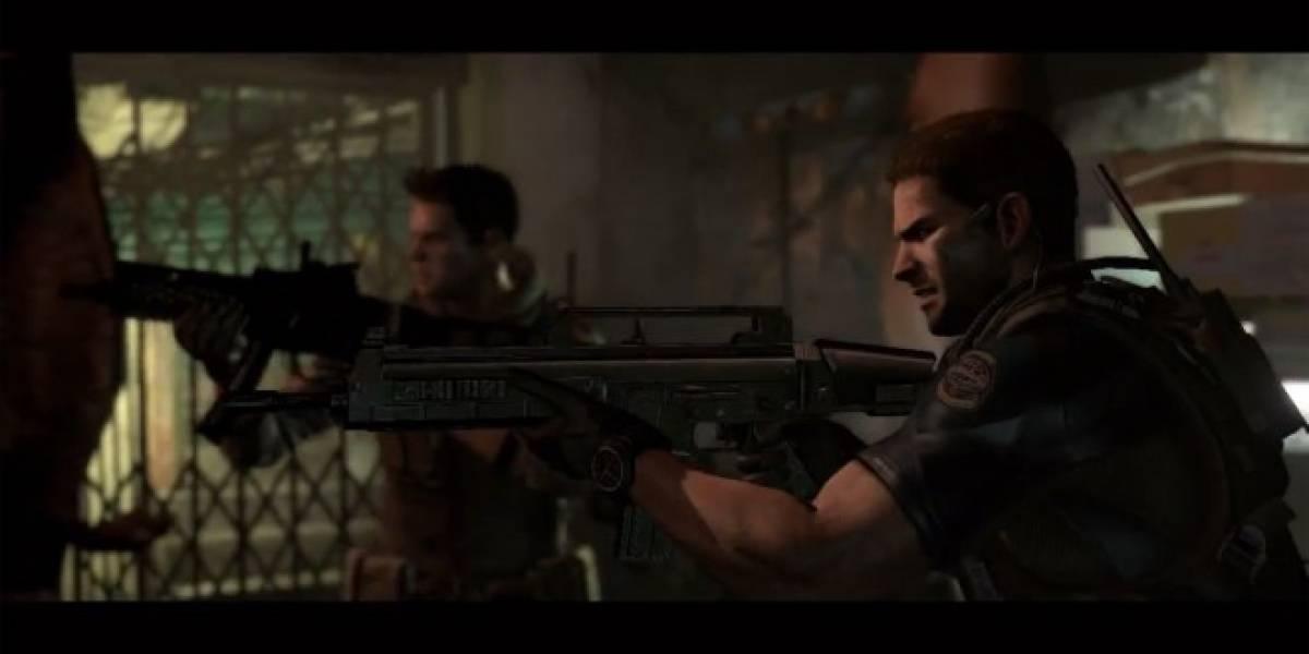 Nuevo video de Resident Evil 6 con jugabilidad de Chris Redfield