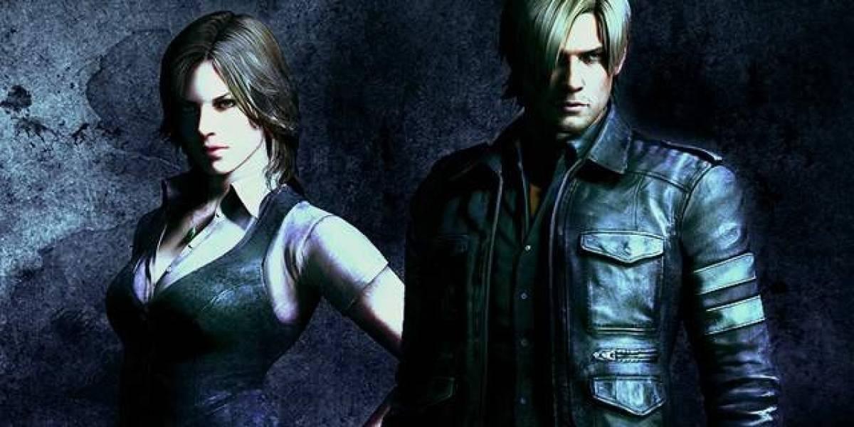 Nuevos videos con jugabilidad de Resident Evil 6