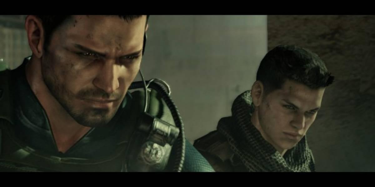 Comic-Con 12: Capcom muestra dos nuevos videos de Resident Evil 6