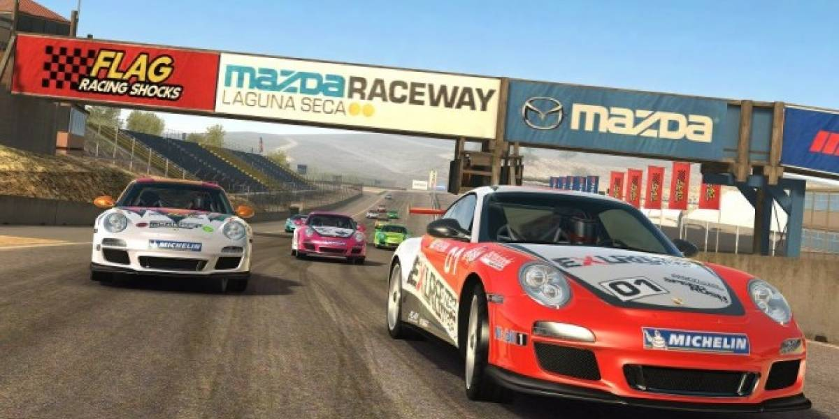 EA y Firemonkeys anuncian Real Racing 3 para iOS