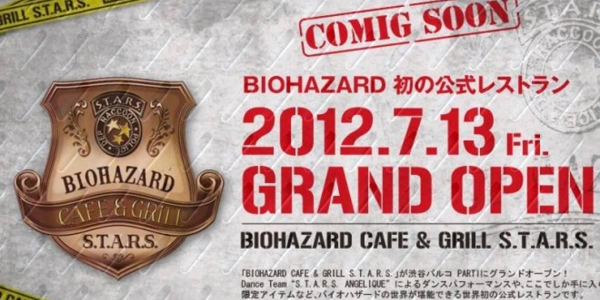 Resident Evil contará con su propio restaurante en Japón