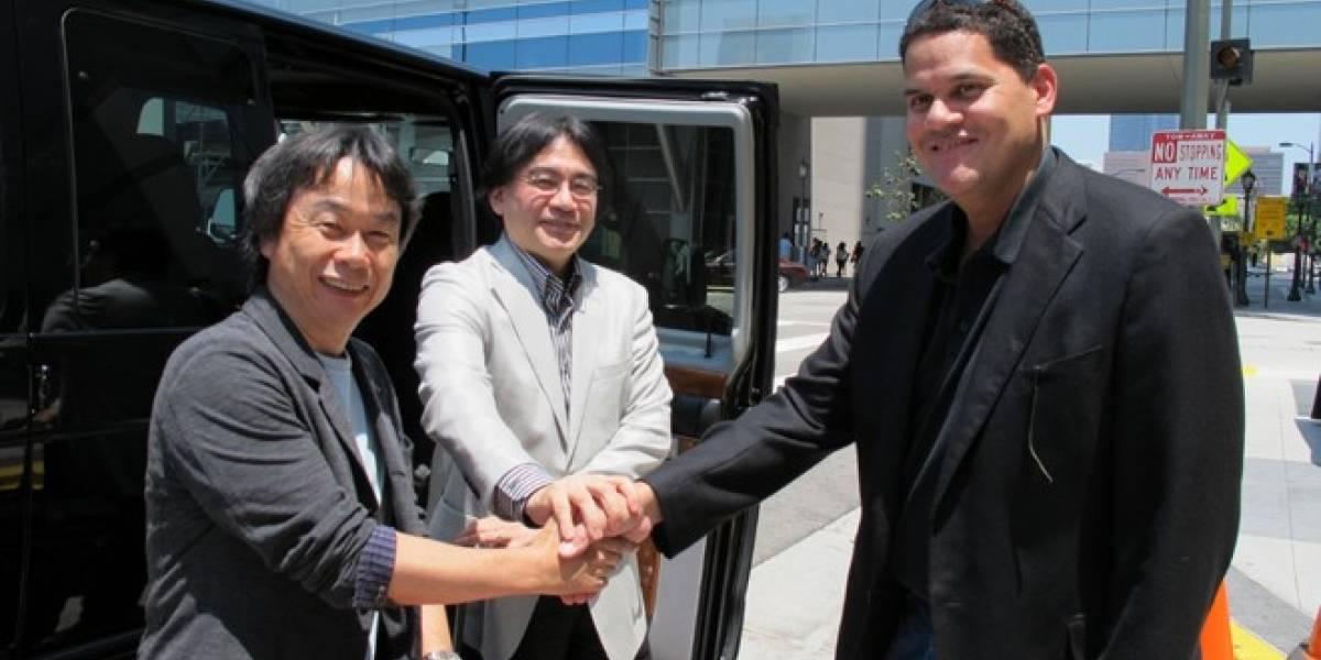El precio de Wii U será una agradable sorpresa, dice Reggie Fils-Aime