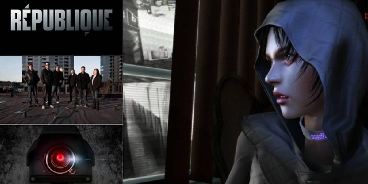 Las voces de Solid Snake y Fem Shepard podrían aparecer en République