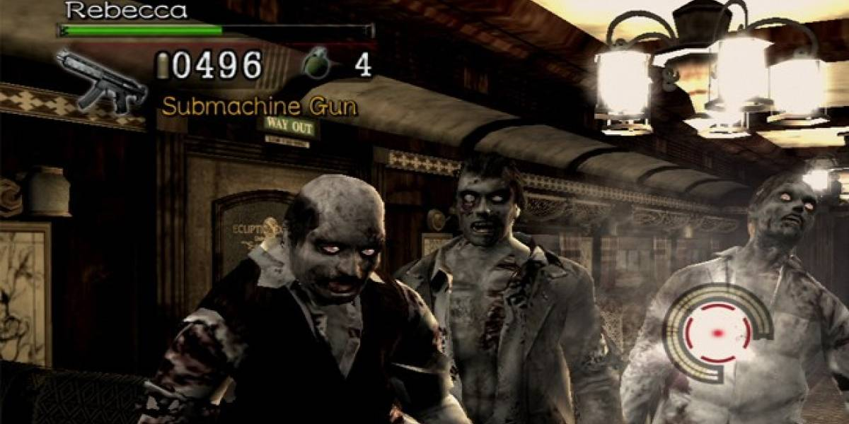 Europa: Resident Evil: Chronicles HD Collection disponible hoy en Playstation Store