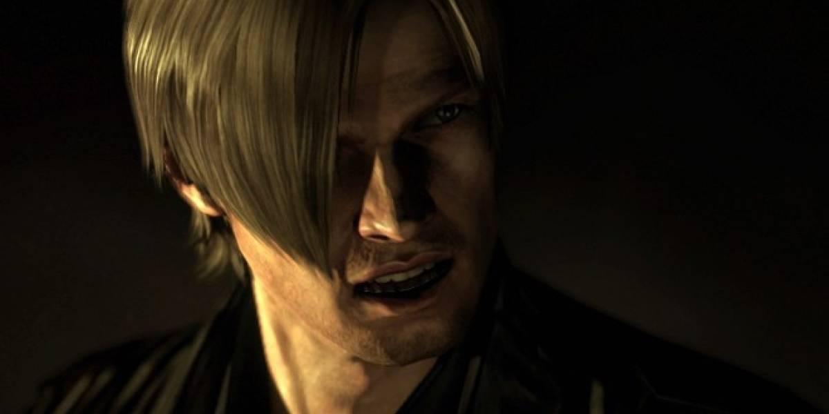 Resident Evil 6 tendrá más de 4 horas de cinemáticas