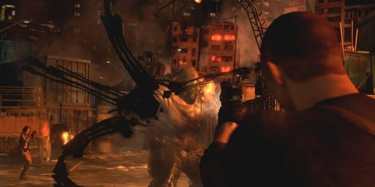 Esta fue la presentación de Resident Evil 6 en la Gamescom