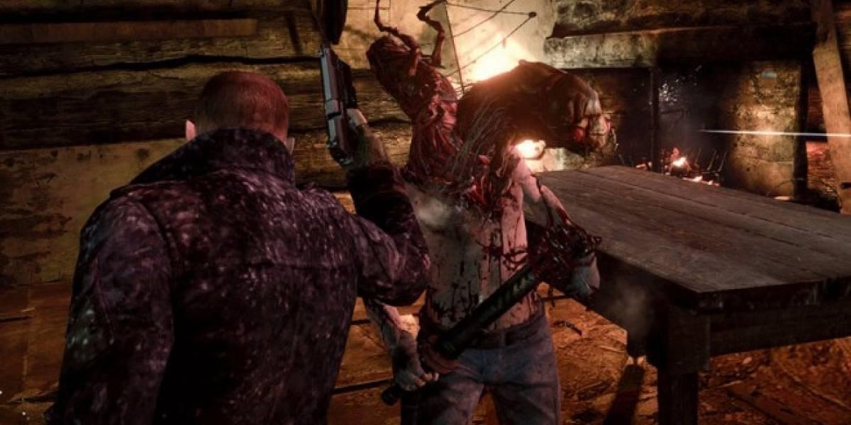 Capcom anuncia DLC post-lanzamiento para Resident Evil 6