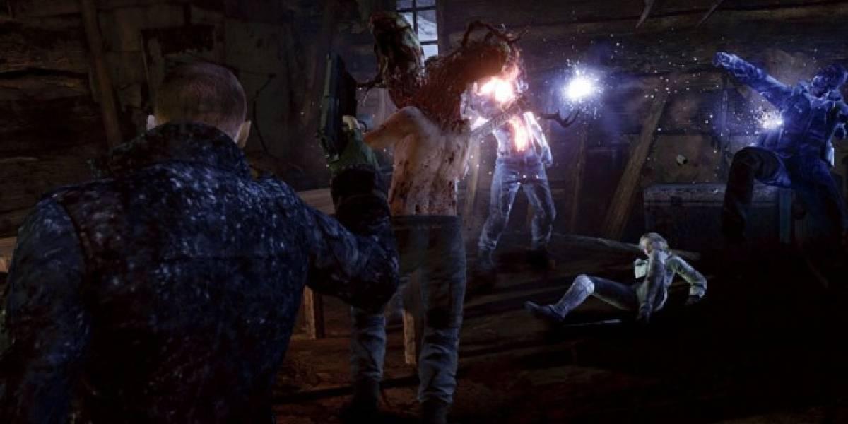 Capcom suelta nuevos detalles de ResidentEvil.net