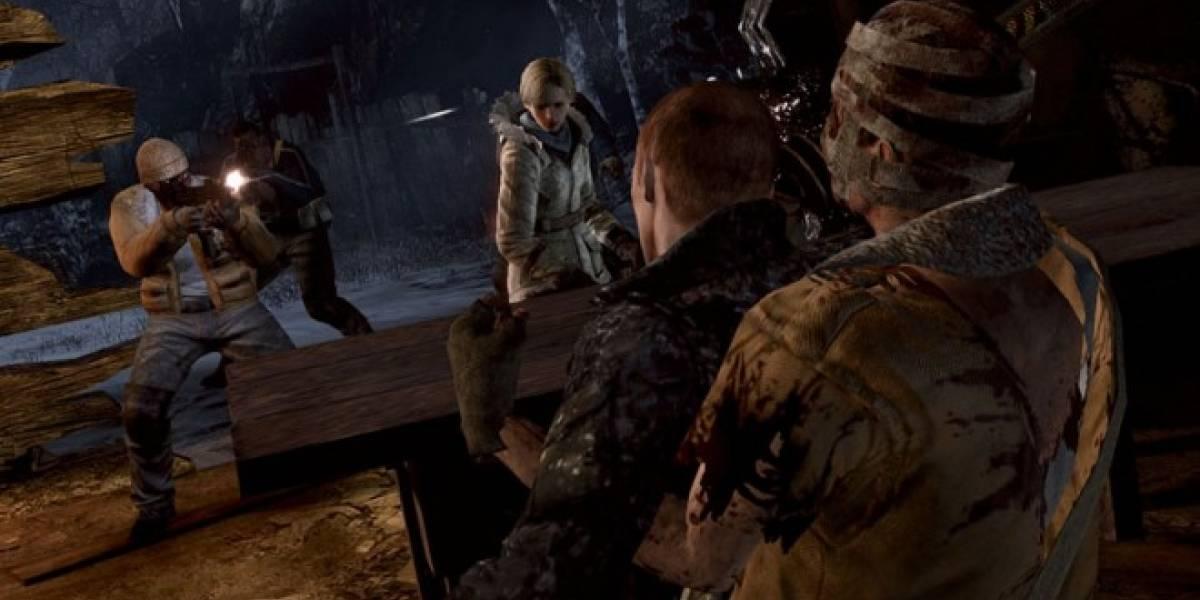 Capcom admite que las ventas de Resident Evil 6 se han desinflado